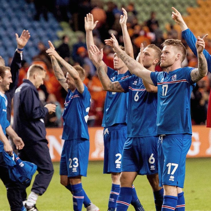 The Vikings' Shocking Euro Run: The Unbelievable Rise of Icelandic Soccer | VICE Sports