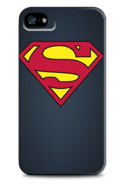 Superman iPhone 5 case in black. Also available for BlackBerry and Samsung smartphones. http://zocko.it/LB6qd