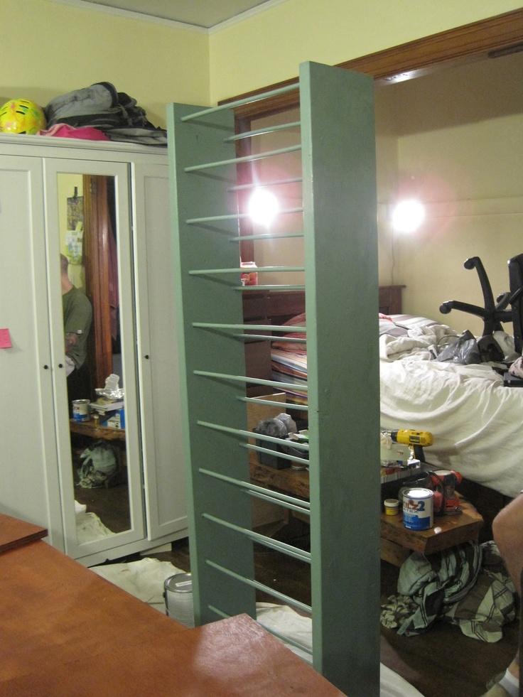 Craft Closet Storage Ideas