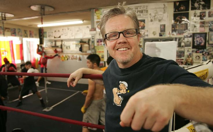 Freddie Roach arrives at his Wild Card boxing gym in Hollywood every morning before 5am grateful that he can dedicate another day to the sport he loves