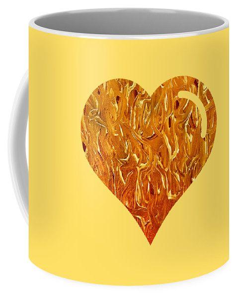 #heart #onfire #mugs #love #giftideas