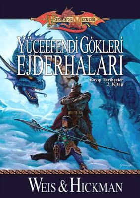 Herkesin korktuğu Mavi Leydi Kitiara, bir ejderha küresini aramaları için üç Solamniya Şövalyesini Buzsınırı'na gönderecek bir en...
