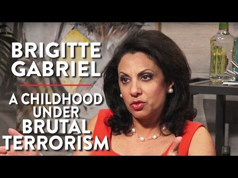A Childhood Under Brutal Terrorism (Brigitte Gabriel Pt. 1) - YouTube