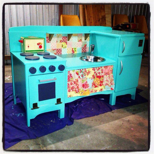 Our kids kitchen