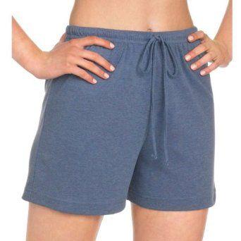 Jockey Women's Boxer Short - Plus Size, Chambray, 1X Jockey. $19.50