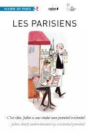 Les Parisiens : l'exposition en plein air