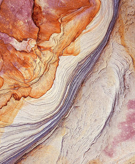 Geology Study  A1 Fine Art Photograph by consulo on Etsy, $127.00
