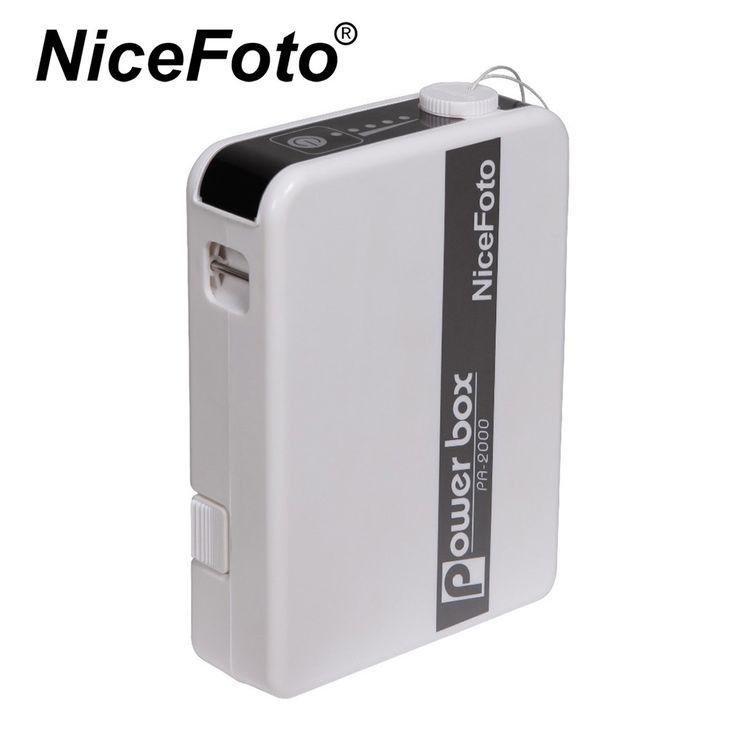 Блок питания NiceFoto PA-2000 N1 для одной накамерной вспышки Nikon