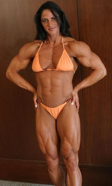 Mimi Jabalee   Lawrence   Pinterest   Muscles and Female