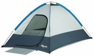 Camping theme (set it up open in the barn and fill it with the other themed items if there's room) Groupon - Mountain Trails Cedar Brook Two-Person Tent. Groupon deal price: $34.99