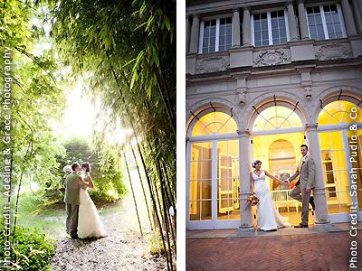 Blithewold Mansion, Gardens and Arboretum Bristol Rhode Island Wedding Venues 1