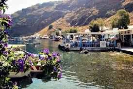 The undiscovered beauty of Thirassia, Santorini island, Greece.  Selected by www.oiamansion.com