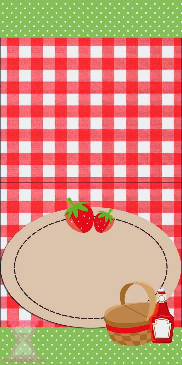 Пригласительные на пикник на русском