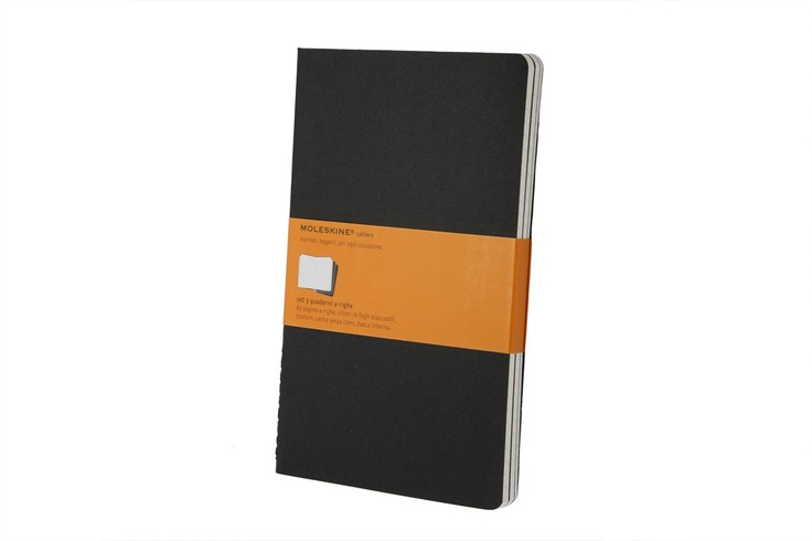 http://TheBusinessSuccessFactory.com recommends Moleskine Journals to plan and then document your business journey