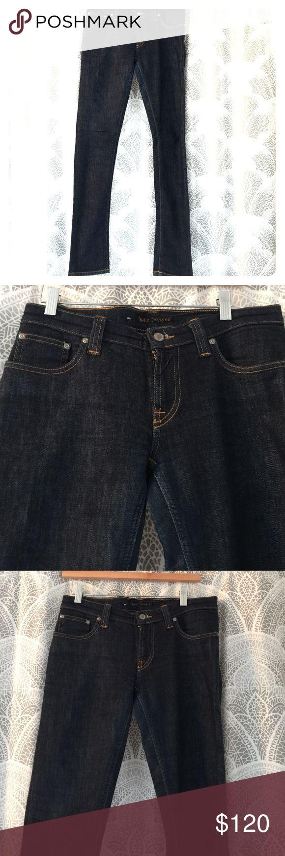 WOMANS NUDIE JEANS Gently used woman's Nudie Jean NUDIE JEAN Pants Straight Leg