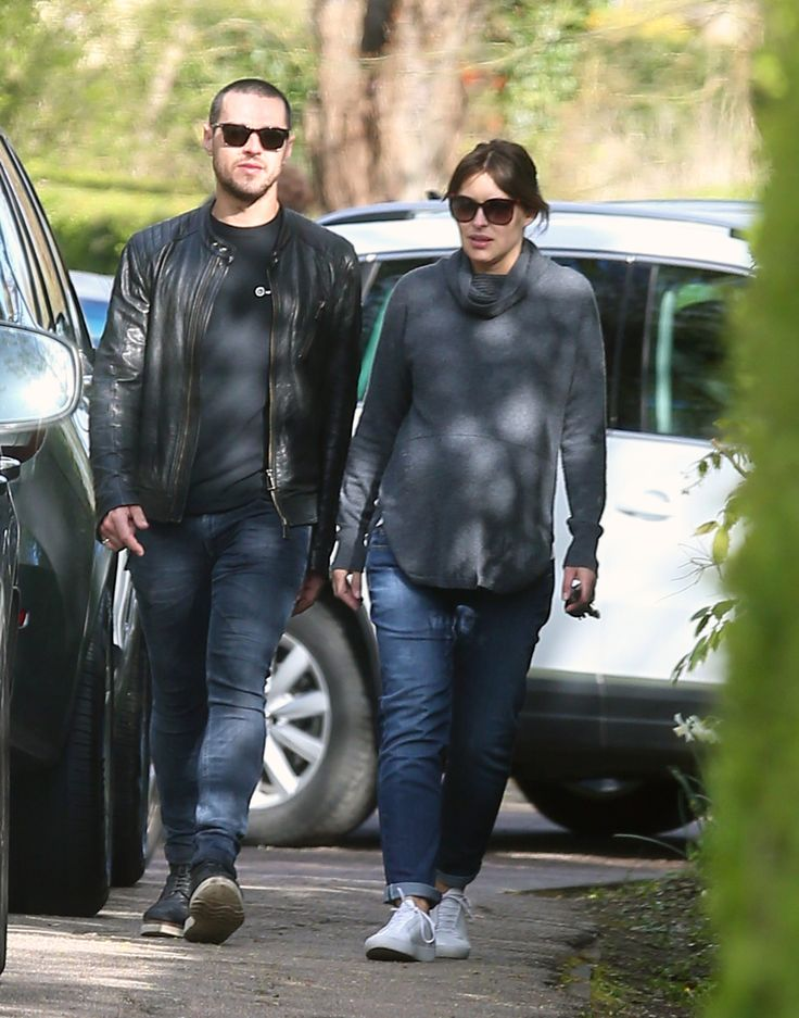Emma Willis and husband Matt are celebrating after becoming parents to a baby girl named Trixie Grace