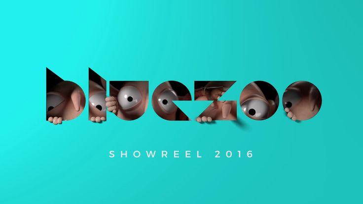 Blue Zoo Animation Showreel 2016