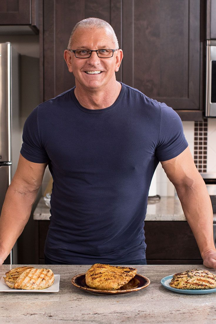 Chef Robert Irvine's new series shows you how to add variety to your favorite meals by cooking them three ways! Try these three chicken marinades to add a punch of flavor to an otherwise dull protein.