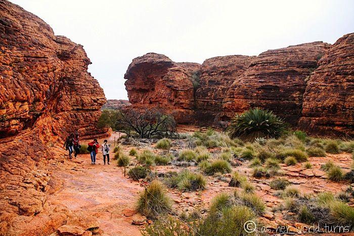Climbing Kings Canyon | www.asherworldturns.com