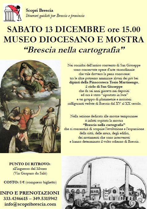 Museo Diocesano e Mostra con Scopri Brescia http://www.panesalamina.com/2014/31297-museo-diocesano-e-mostra-con-scopri-brescia.html