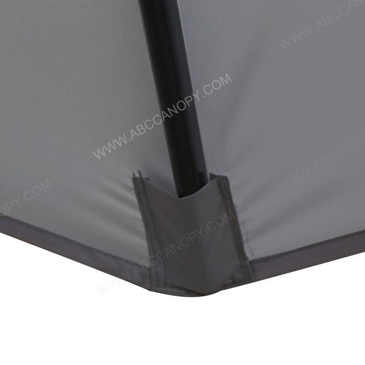 (20 Colors AbcCanopy Commercial Evert Market Aluminum Umbrella 9 FT Patio  Umbrella With Push Button Tilt And Crank Dark Gray U003eu003eu003e To View Further For  This ...
