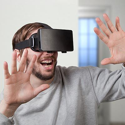 Immerse Virtual Reality 3D Headset for Smartphones | JIBZ Online