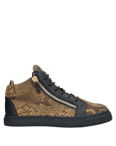 ec0851358afed #giuseppezanotti #shoes Giuseppe Zanotti Sneakers, Military Green, Soft