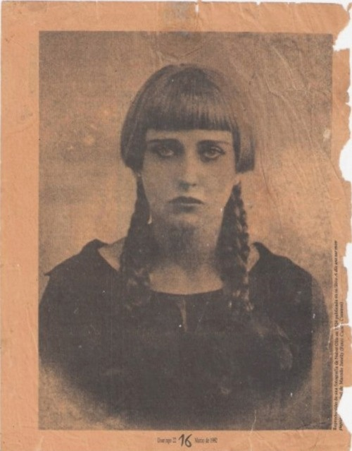 Nahui Ollin (Carmen Mondragon)