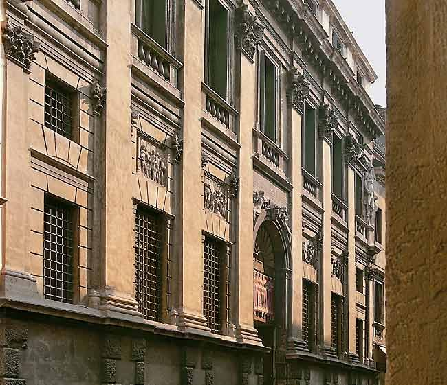 Palazzo Valmarana Braga a Vicenza