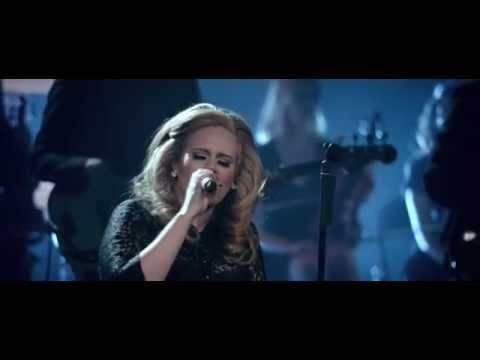 Adele - One and Only (Live at The Royal Albert Hall) ~ in a league of her own.  no one compares.  <3<3<3