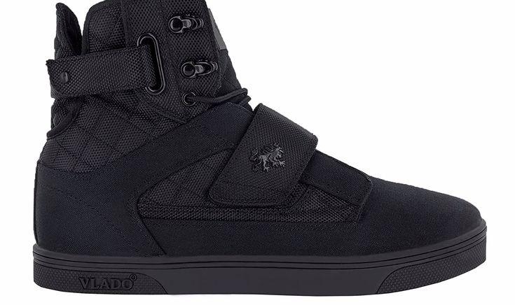 #VLADO #<b>Footwear Men's</b> Atlas II High Top #Sneaker <b>Denim</b> ...