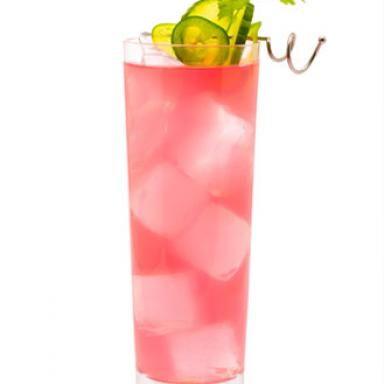 The Garden Fresh Summerita - Alcoholic Drink Recipes: 8 Cocktails Under 200 Calories - Shape Magazine