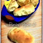 Panini+ripieni+di+patate+e+pollo:+una+gustosa+e+sana+merenda.+Per+grandi+e+piccini.