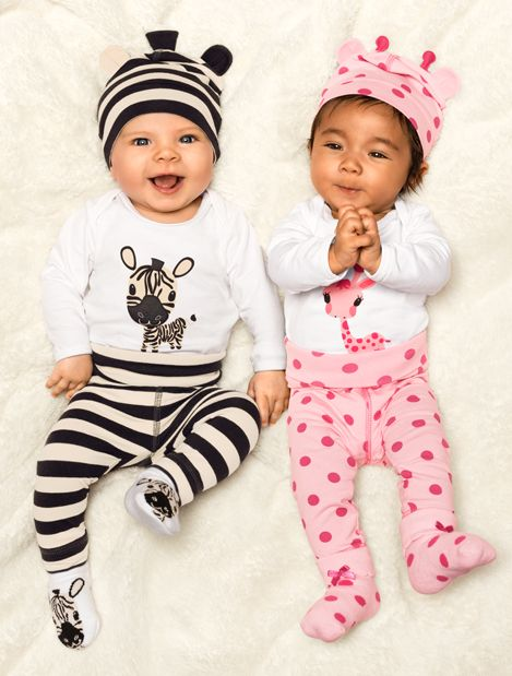 Really wish the giraffe one was in giraffe colours - I'd totally buy them both for the twins then!