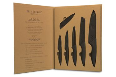 Mercola Healthy Chef Ceramic Knife Set will help you create healthy and hearty meals. http://cookware.mercola.com/ceramic-knives.aspx