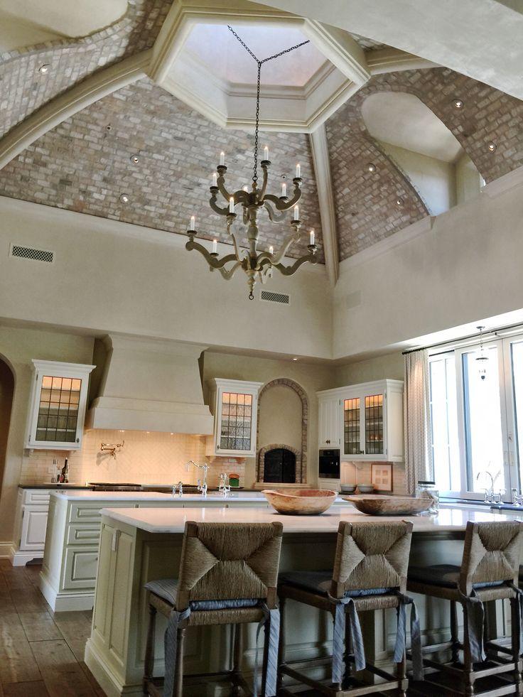Spectacular Kitchen In This Candelaria Design ~ David Michael Miller  Interiors Kitchen Built By Salcito Custom