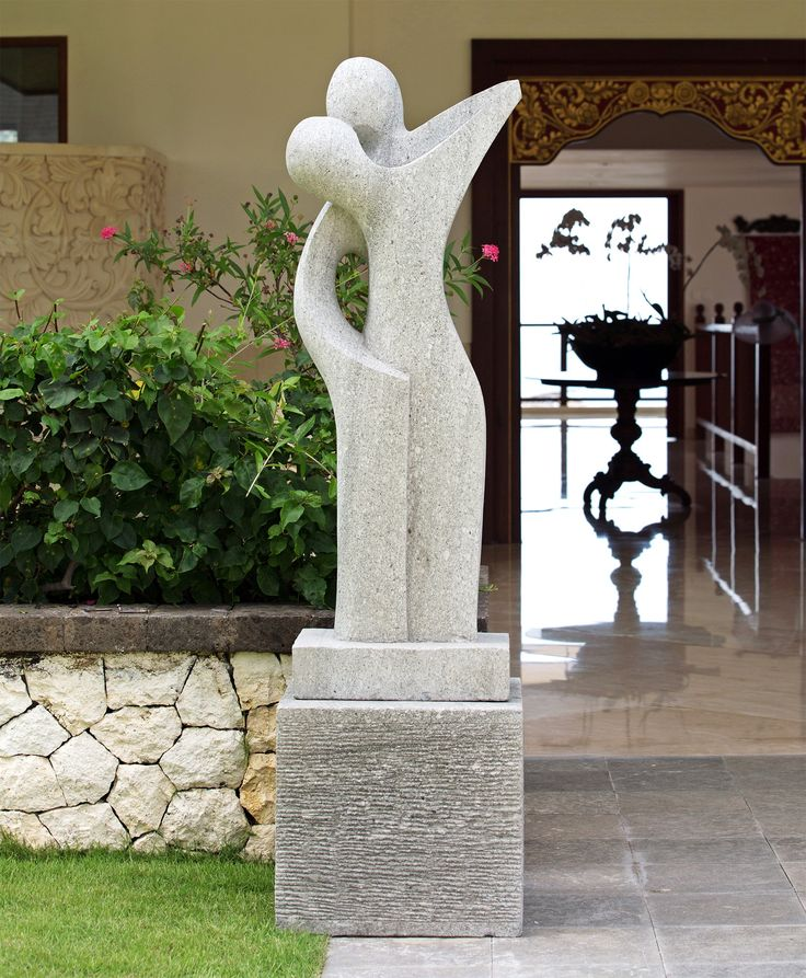 View The Affection Modern Art Stone Statue   Large Garden Sculpture. Or See  Our Full Range Of Exquisite Unique To Statues U0026 Sculptures Online.