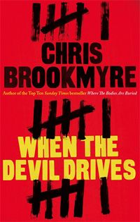 I always look forward to the next Brookmyre  novel and I'm happy  to report another winner.
