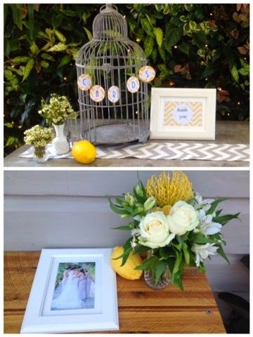 Wedding Flowers by Brisbane Florist ~ Romantica Floral Design: Anthony and Casey's Urban Summer wedding ~ Elixir Bar, Fortitude Valley ~ White, Yellow and Grey