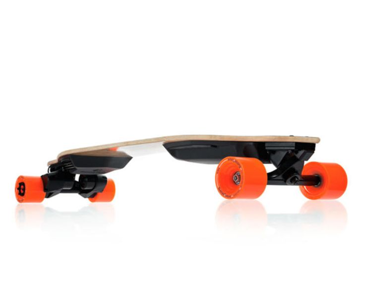 Boosted Electric Skateboard http://www.menshealth.com/techlust/gadgets-2015/boosted-electric-skateboard