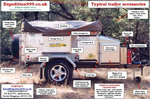 17 Best Images About Expedition Trailers On Pinterest