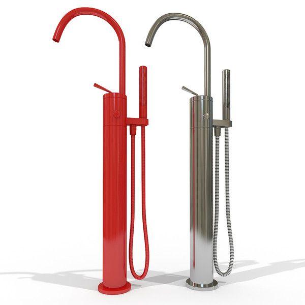 grifo-bañera-zucchetti-isystick-3-En venta en la tienda online www.terraceramica.es  #grifos #grifería #baños #diseño #arquitectura #terraceramica