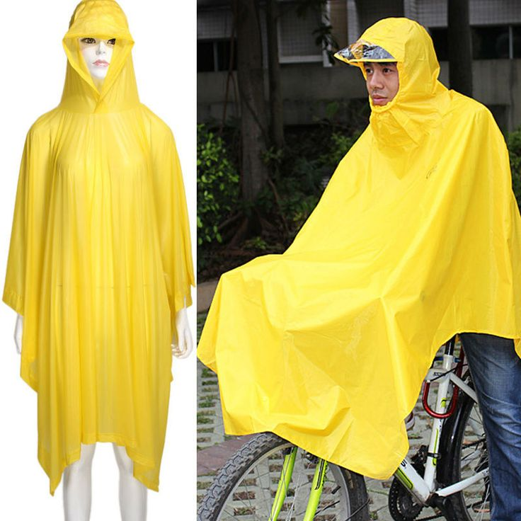 New Camping Climbing Raincoat Tent Mat PVC Poncho Raincoats Cycling Rain Cover Waterproof bicycle rain capes  pvc raincoat  E5M1