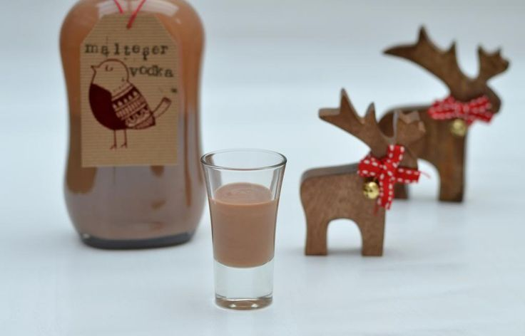 The Crazy Kitchen: Malteser Vodka