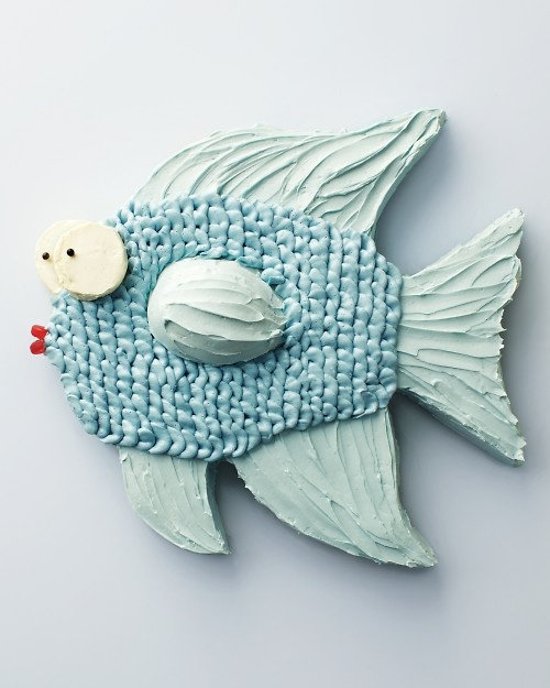 fish cake templates and tutorial  {Martha Stewart}