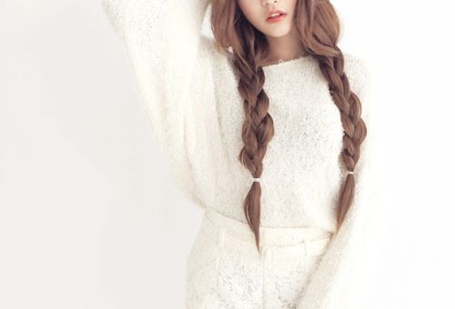 someday i'll have braids this long, although I doubt i could hope for braids as thick!: Hair Ideas, Double Braid, Thick Braids, Long Hair, Long Braids, Braids Pigtail, Beautiful Hair, Hair Style, Thick Hair