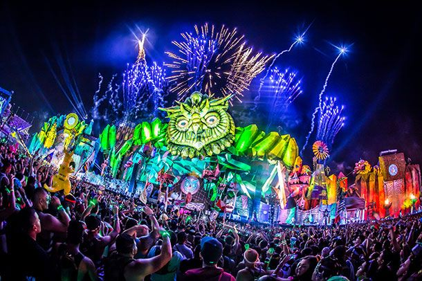 Insomniac Reveals EDC Las Vegas 2016 Line-Up http://mix247edm.com/