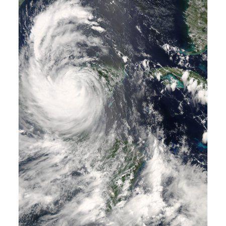 Hurricane Dean Canvas Art - Stocktrek Images (26 x 31)