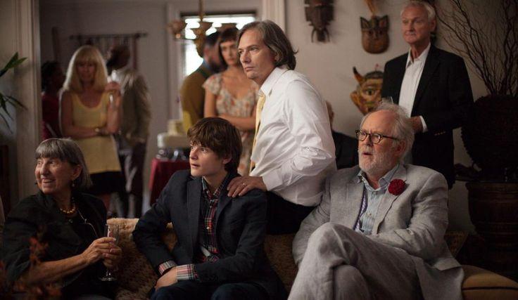 LOVE IS STRANGE, from left: Charlie Tahan, Darren E. Burrows, John Lithgow, 2014