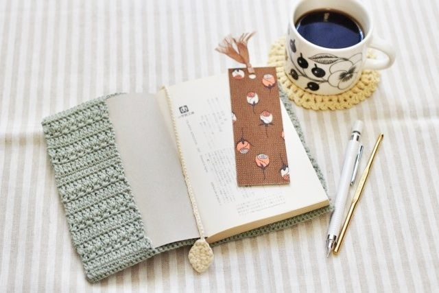 Crochet Lace Book Cover : Top ideas about crochet knit book cover on pinterest